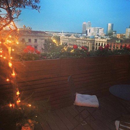 La Casa de les Lletres: Balcony