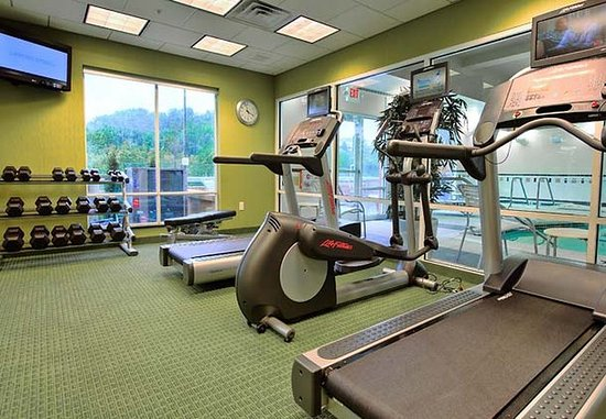 New Cumberland, Pensilvanya: Fitness Center