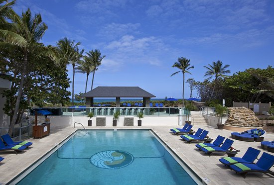 Jupiter Beach Resort: Pool