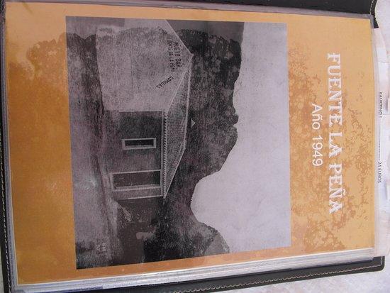 Alcaucín, España: Zo zag het er in 1949 uit
