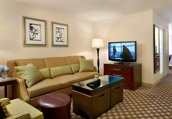 Naperville, IL: Executive King Suite