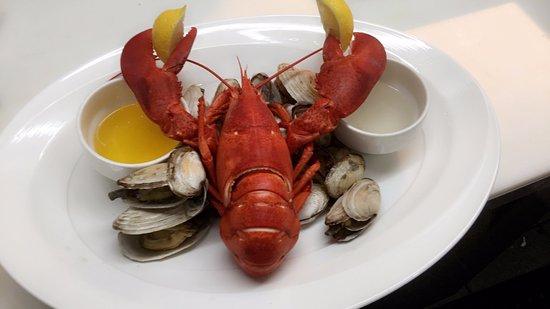 Buzzards Bay, MA: Shore Dinner
