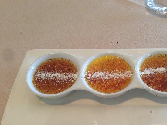 Cogoleto, إيطاليا: crema catalana