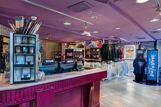 Hard Rock Cafe Menu Bayside