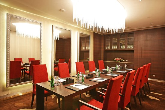 Greater Noida, India: Mosaic - Private Dining Room