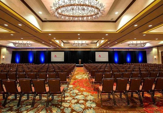 Westminster, CO: Marriott Ballroom - Theatre Setup