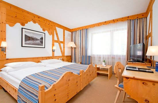 Sils im Engadin, Suiza: Hotel Edelweiss Sils Maria ECOT