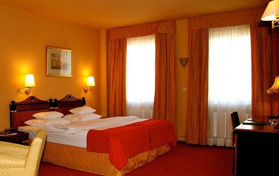 Palac Alexandrow: Superior double room Side Bldg