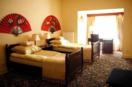 Palac Alexandrow: Comfort double room Palace