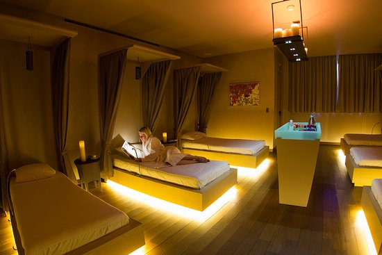 Tourrettes, France : Relaxation Room Spa