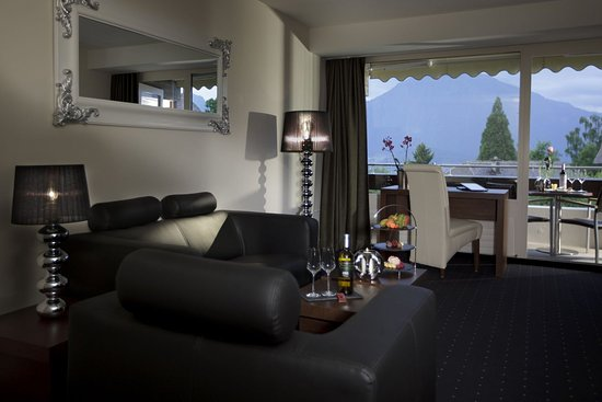 Sigriswil, Швейцария: Junior Suite