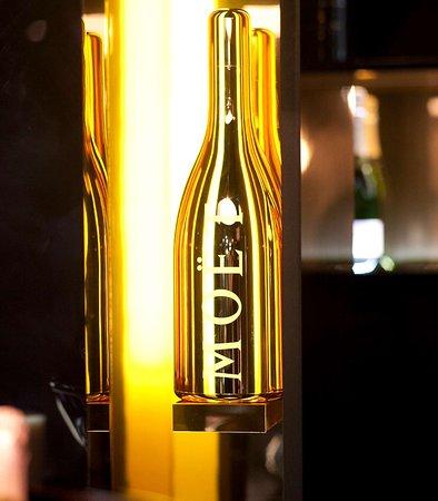Fontecruz Lisboa, Autograph Collection: Champagne Moët & Chandon Bar - Details