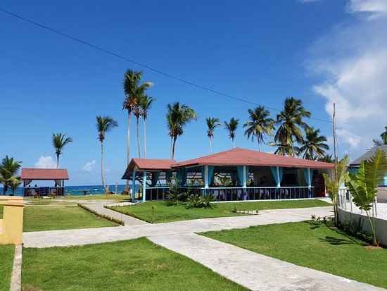 Nagua, Dominikanische Republik: From Out Side