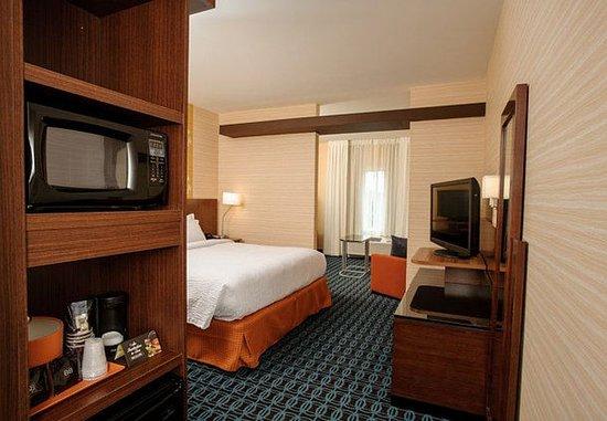 Athens, AL: King Suite