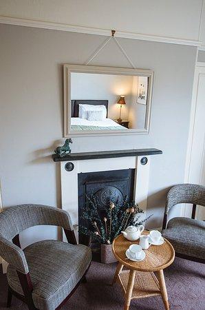 Boscastle, UK: Enjoy relaxing in your room