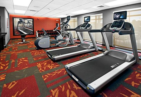 Greenville, Carolina do Norte: Fitness Center