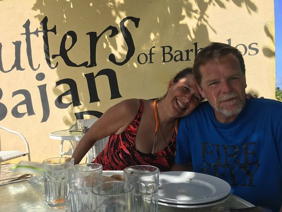 Cutters of Barbados : Best Cutters on the Island and certainly the greatest Rum Punch ever! Roger Goddard has done an