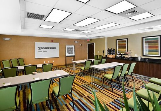 Smithfield, Carolina del Nord: Meeting Room – Classroom Setup