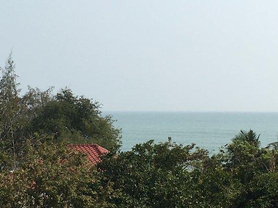 Baan at 51 Hua Hin: vue de la chambre