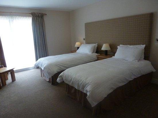 Longniddry, UK: Twin room