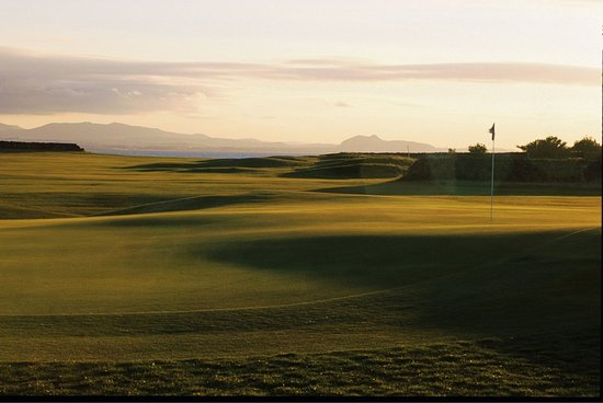 Longniddry, UK: Golf