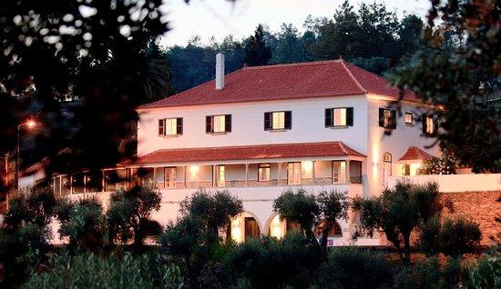 Arganil, Portugal: Facade motherhouse