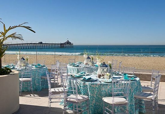 Imperial Beach, Καλιφόρνια: Outdoor Banquet