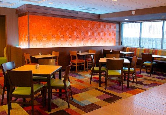 Alamosa, Κολοράντο: Dining Area