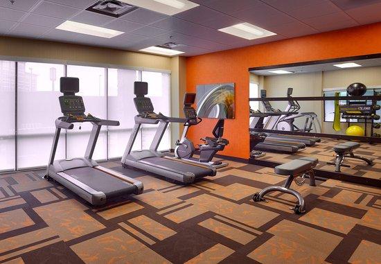 Lehi, UT: Fitness Center