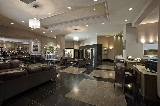 The Chelsea Harbour Hotel: Lobby