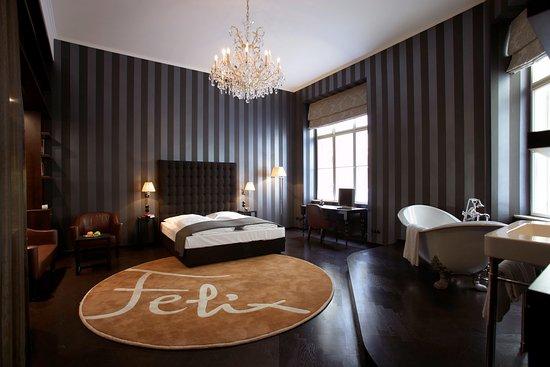 Hotel Altstadt Vienna: Altstadt Vienna Matteo Thun Suite XL