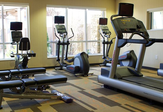 Fletcher, Carolina del Norte: Fitness Room