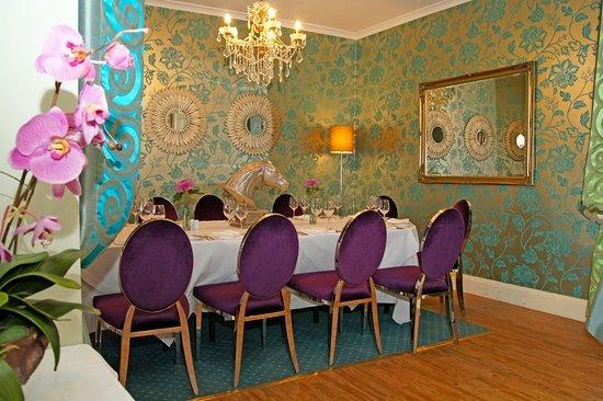 Yelverton, UK: Dining Alcove - The Wildflower Restaurant