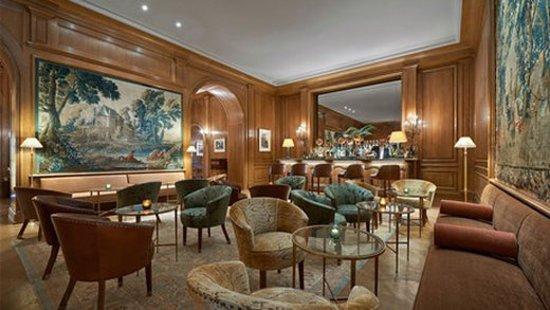 Château Saint-Martin & Spa : Bar Lounge