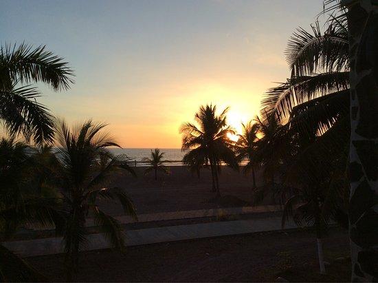 Bahia Encantada: Sunset