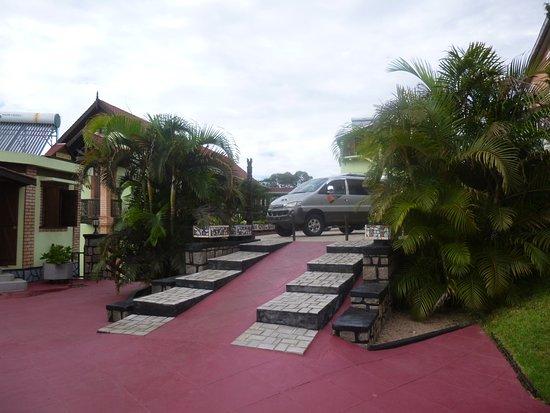 Ambositra, مدغشقر: le parking