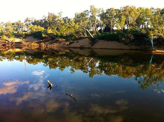 Mundubbera, Australia: Burnett River