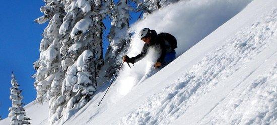 Big Sky, Montana: Big Sky winter playground