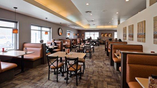 Winkler, Canadá: Restaurant