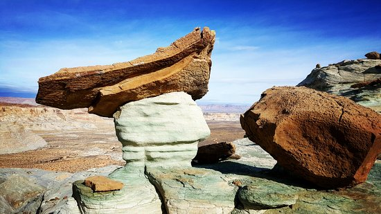 Vermilion Cliffs Day Tours