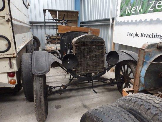 Gisborne, Nieuw-Zeeland: A rare piece of kit