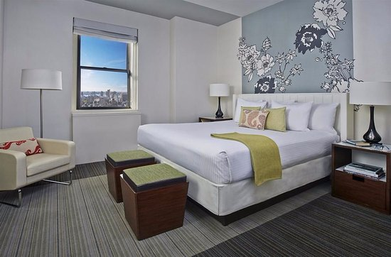The 10 Closest Hotels to Madison Square Garden New York City