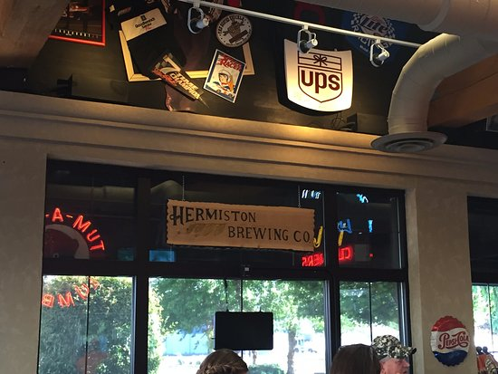 ‪‪Hermiston‬, ‪Oregon‬: Hermiston Brewing Co‬