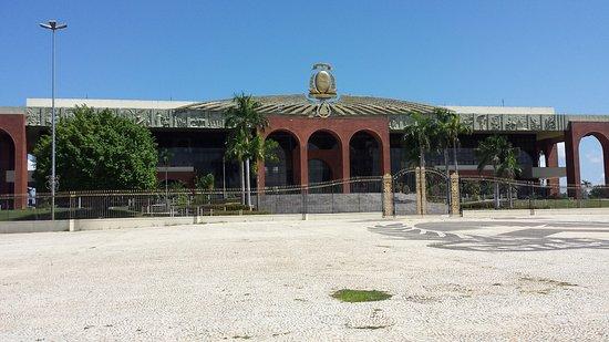 Praça Dos Girassóis Foto