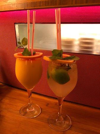 Monsieur Vuong cocktails