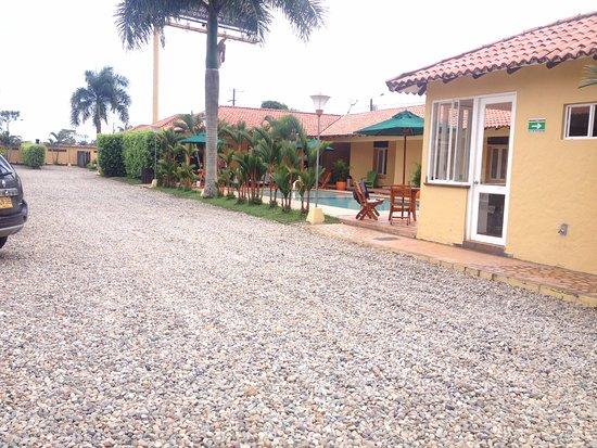 Foto de Hotel Paloverde - Villas Campestres