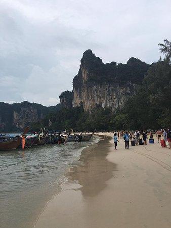 Bhu Nga Thani Resort and Spa: Railay Beach