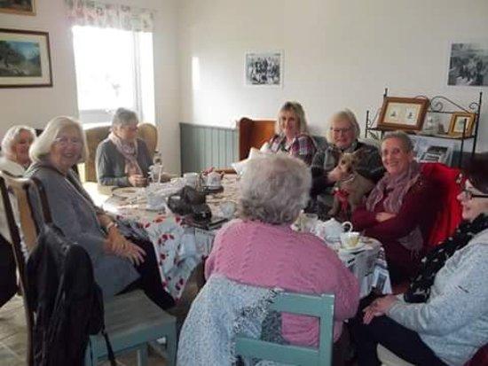 Wisbech, UK : The Orchard Tea Room