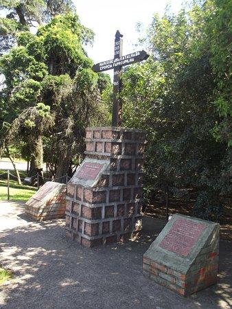 Monumento Farroupilha Cruz das Almas