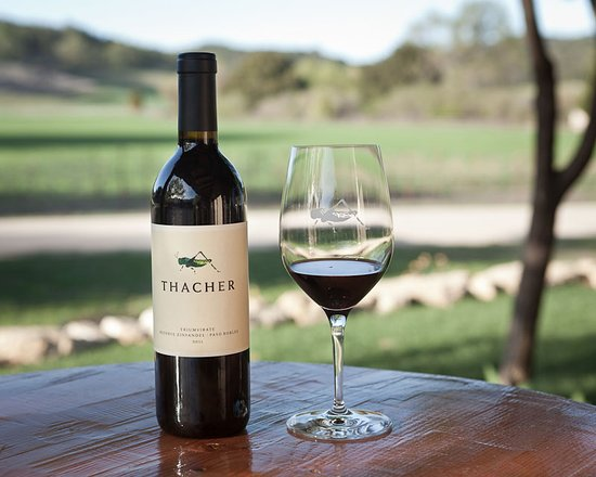 Thacher Winery: wine with a view